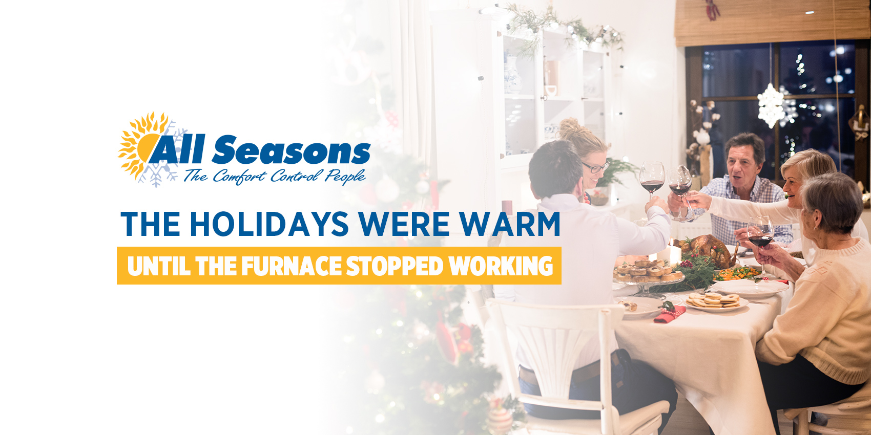 The Holidays Were Warm Until the Furnace Stopped Working